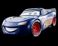 超合金 Cars Fabulous LIGHTNING McQUEEN