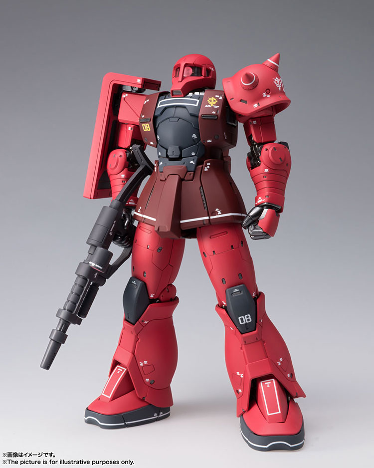 GUNDAM FIX FIGURATION METAL COMPOSITE MS-05S ザクI(シャア専用機)