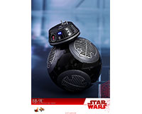 Movie Masterpiece - 1/6 Scale Fully Poseable Figure: Star Wars The Last Jedi - BB-9E