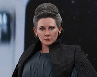 Movie Masterpiece - 1/6 Scale Fully Poseable Figure: Star Wars The Last Jedi - Leia Organa/レイア・オーガナ