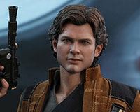 Movie Masterpiece - 1/6 Scale Fully Poseable Figure: Solo: A Star Wars Story - Han Solo/ハン・ソロ