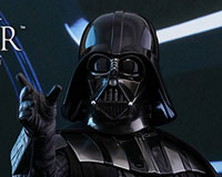 Quarter Scale - 1/4 Scale Fully Poseable Figure: Star Wars / Episode VI Return Of The Jedi - Darth Vader