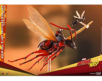 Movie Masterpiece Compact: Ant-Man and the Wasp - Ant-Man On Flying Ant and the Wasp(アントマン&フライング・アント&ワスプ)