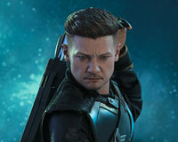 Movie Masterpiece - 1/6 Scale Fully Poseable Figure: Avengers: Endgame - Hawkeye(ホークアイ)