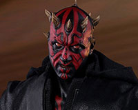 Movie Masterpiece Deluxe - 1/6 Scale Fully Poseable Figure: Solo: A Star Wars Story - Darth Maul(ダース・モール)
