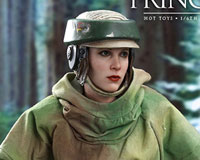 Movie Masterpiece - 1/6 Scale Fully Poseable Figure: Star Wars / Episode VI Return Of The Jedi - Princess Leia